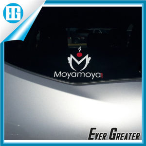 Customized Clear Car Window Sticker for Cars pictures & photos