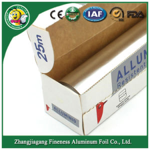 High Quality Household Aluminum Foil Roll pictures & photos