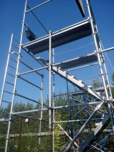 Steel Cuplock Scaffolding Standard (FF-C003) pictures & photos