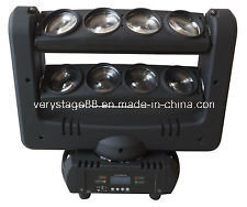 8*10W 4-in-1 RGBW CREE LED Spider Beam Moving Head pictures & photos