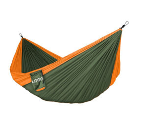 Promotional Easy-Use Parachute Mountain /Forest Camp Hammock pictures & photos