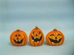 Halloween Pumpkin Ceramic Arts and Crafts (LOE2375-5.5) pictures & photos