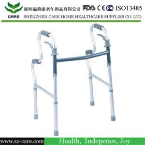 Reciprocating Medical Height Adjustable Frame Walker pictures & photos