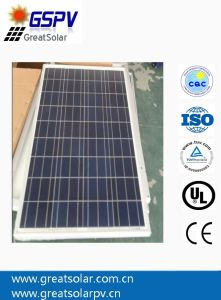 110W Poly Solar Panel, Factory Direct with CE TUV Certification pictures & photos