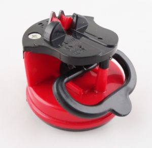Safety Easy Knife Sharpener with Suction Pad pictures & photos