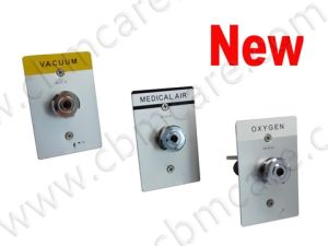 Medical Gas Engineering Oxygen Outlet pictures & photos