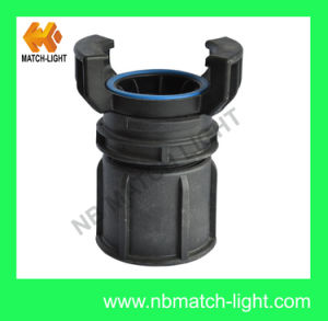 High Quality Plastic Bsp Thread Casting Guillemin Coupling pictures & photos