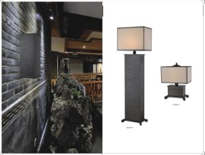 Modern Design Steel Floor Lamp (GF5062-1) pictures & photos