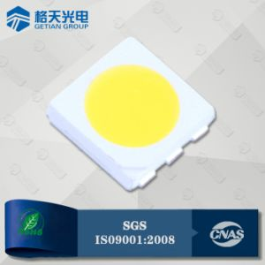 High-Efficient High Quality White 24-26lm 0.2W SMD LED 5050 pictures & photos