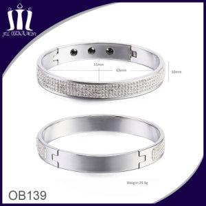 Luxary Stones Diamond Magnet Bracelet pictures & photos
