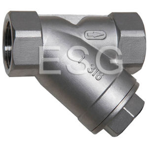 Esg 500 Series Pn55 Y- Spring Check Valve pictures & photos
