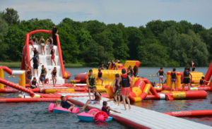 Made in China Commercial Inflatable Water Park (B001)