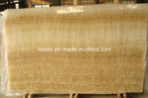 The Best Price China Yellow Honey Onyx Marble Tile pictures & photos