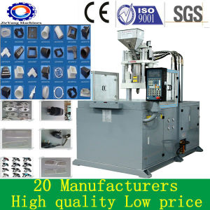 Vertical Plastic Injection Molding Machine of PVC Fitting pictures & photos