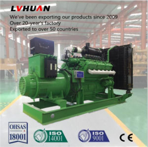 Gas Engine 200kw Biogas Power Electric Generator Set pictures & photos