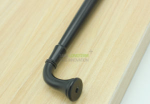 Popular Color Black Kitchen Door Handles Cabinet Drawer Pulls pictures & photos