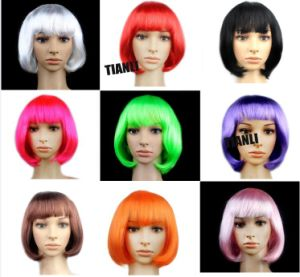 Wholesale Price Bob Wigs for Women Party Wigs