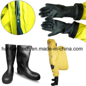 Protective Grade Three Anti-Chemical Clothing for Chemical Treatment (3ND) pictures & photos