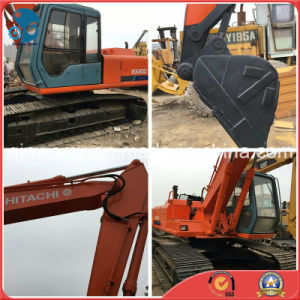 Used 20ton/0.5~1.0cbm 2000~09 Yellow-Coat Hitachi Ex200-1 Hydraulic Backhoe Crawler Excavator pictures & photos