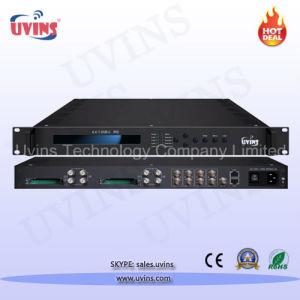 Digital Headend Satellite Receiver/Decoder 4-in-1 DVB-C/T/T2/S/S2 IRD pictures & photos
