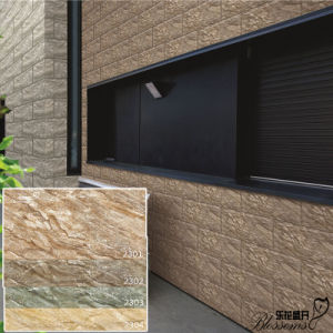 Porcelain Stone Wall Tiles for Exterior Cladding (200X400mm)