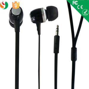 Multifunction Stylish Noodle Type Stereo Earphones pictures & photos