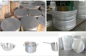 1050 /1100/1070/1200 Aluminum Circle for Stock Pot pictures & photos