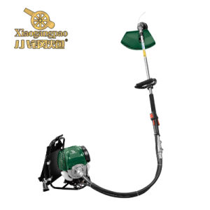 Gasoline Engine Grass Trimmer and Brushcutter Back-Pack Brush Cutter (LJ-BF139A) pictures & photos
