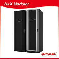 3pH in/3pH out High Frequency Online Modular UPS with Bypass Modular pictures & photos