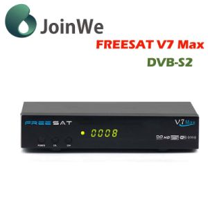2 X USB 2.0 Host Digital Receiver Freesat V7 Max pictures & photos