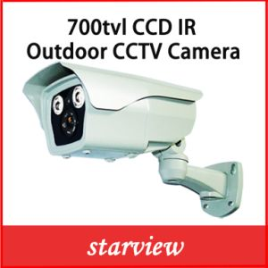 700tvl LED Array IR Bullet CCTV Security CCD Camera pictures & photos