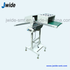 Wave Solder Outfeed Conveyor with Cooling Fans pictures & photos