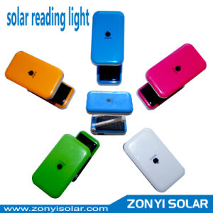 Solar Reading Light Easy to Carry Zy-X02 pictures & photos