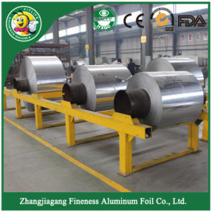 High Quality of Aluminium Foil Jumbo Roll pictures & photos