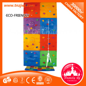Durable Kids Gecko Climbing Wall Plastic Adventure Facility pictures & photos