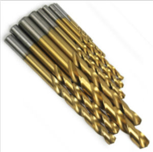 Metal Cutting HSS Fully Grond Twist Drill Bit pictures & photos