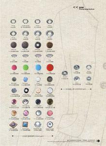 Colorful Snap Button Denim Jeans Button for Garment pictures & photos