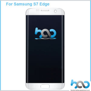LCD for Samsung S7 Edge with Touch Screen Digitizer Wholesale