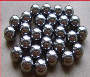 Solid Steel Ball, Stainless Steel Hollow Float Balls pictures & photos