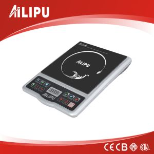 Push Button Induction Cooktop with Copper Coil pictures & photos