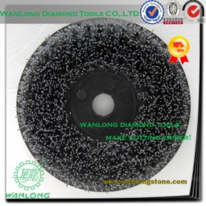 Steel Grinding Brush for Stone Grinding, Granite Grinding Abrasive for Antique Surface pictures & photos