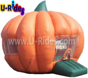 Halloween Inflatable Pumpkin Bouncer inflatable jumper bouncy house for Sale pictures & photos