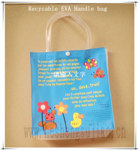 Hot Sealed EVA Plastic Gift Bag (YJ-A09) pictures & photos