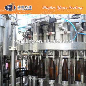 Hy-Filling Glass Bottle Beer Bottling Machine/Line pictures & photos