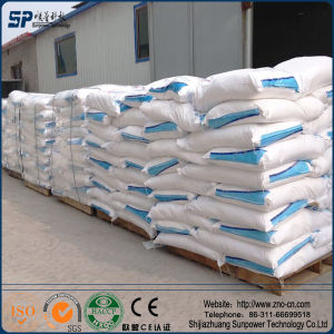 SGS Certificated 99.7% Zinc Oxide with Best Quality (ZnO) pictures & photos