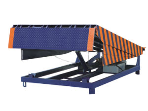 Stationary Adjustable Loading Dock Ramp with Best Quality pictures & photos