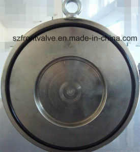Cast Steel Single Plate Wafer Check Valves pictures & photos