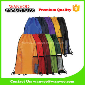 80GSM Non Woven Economy Drawstring Cinch Pack pictures & photos