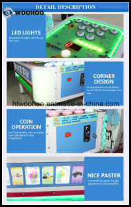 Indoor Playground Recreation \Hit Mania Taping\ Clapping Game Machine pictures & photos