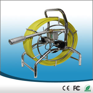 Water Pipe Inspection Camera System with Video Recording pictures & photos